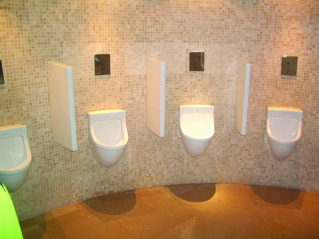 WC PİSUVAR TEMİZLEME