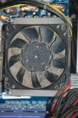 elektronik ekipman temizleme
