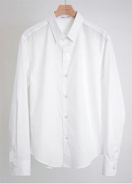 ağartıcı uygulanmış gömlek