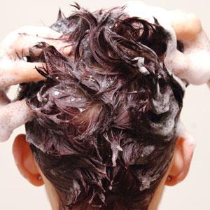 saç şampuanı