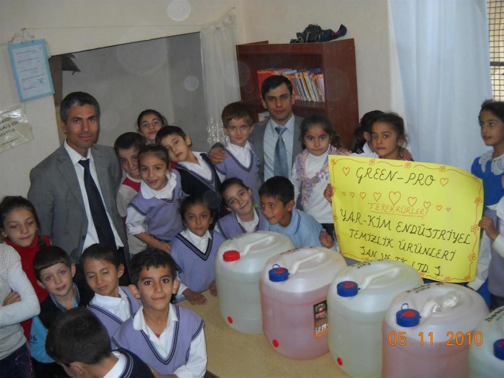 YarKim Eğitim Destek - Diyarbakır Silvan