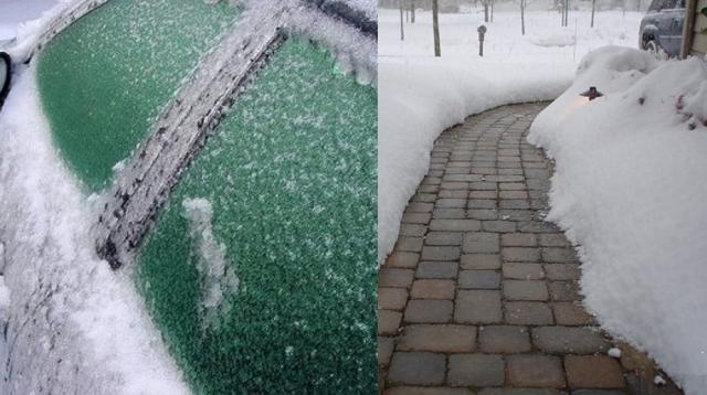 GREEN ICE (Kar, Buz Çözücü ve Önleyici)